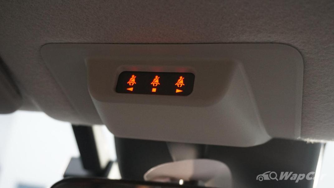 2021 Perodua Ativa 1.0L Turbo AV Interior 053