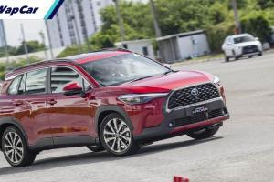 Toyota Corolla Cross (CKD) disahkan UMW pada suku ke-2 2021, pelbagai hibrid menanti!