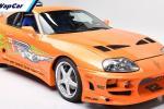 Toyota Supra dari Fast and Furious akan dilelong! Berapa agaknya harga asal?