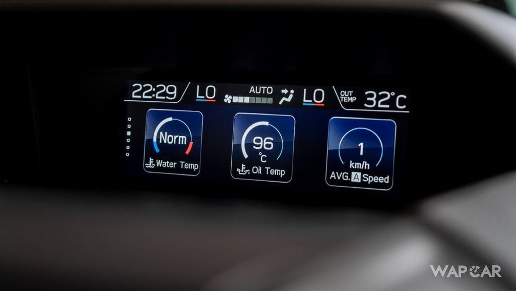 Subaru Forester (2019) Interior 015