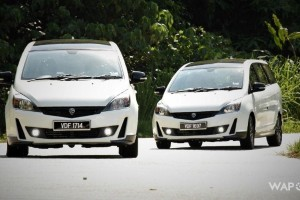 At RM 66k, the Proton Exora is the cheapest MPV to feature ESC