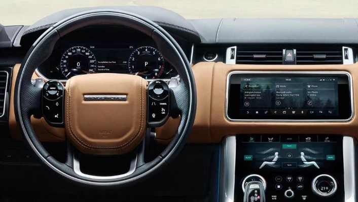Land Rover Range Rover Sport (2017) Interior 004