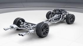 Mercedes-Benz AMG GT 4-door (2019) Exterior 010