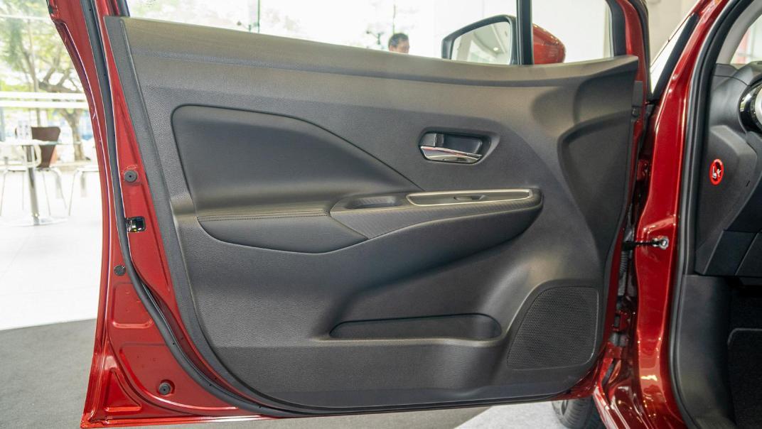 2020 Nissan Almera 1.0L VLT Interior 085