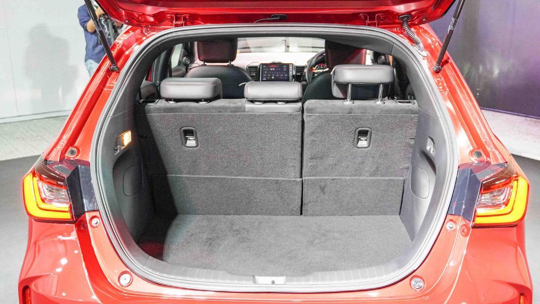 2021 Honda City Hatchback International Version Interior 029