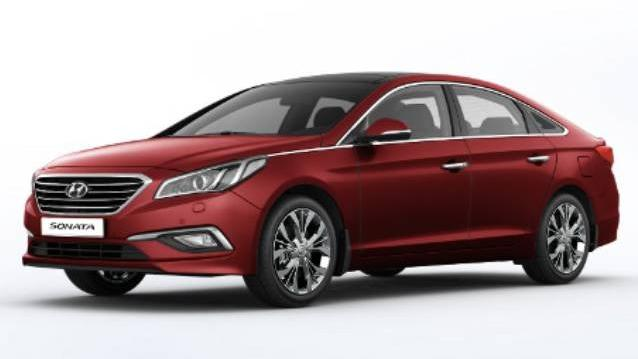 Hyundai Sonata (2017) Others 001