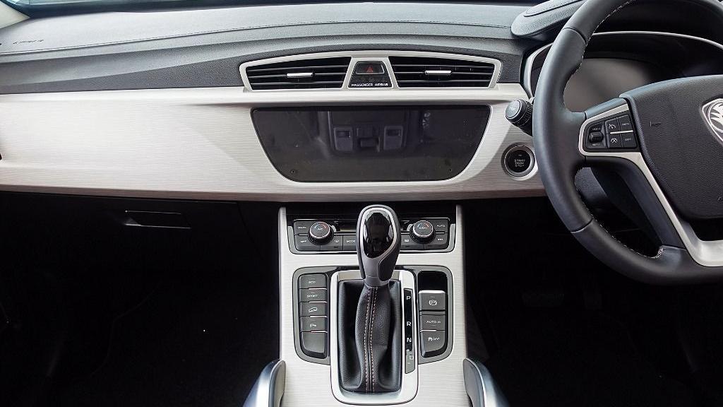 2018 Proton X70 1.8 TGDI Premium 2WD Interior 004