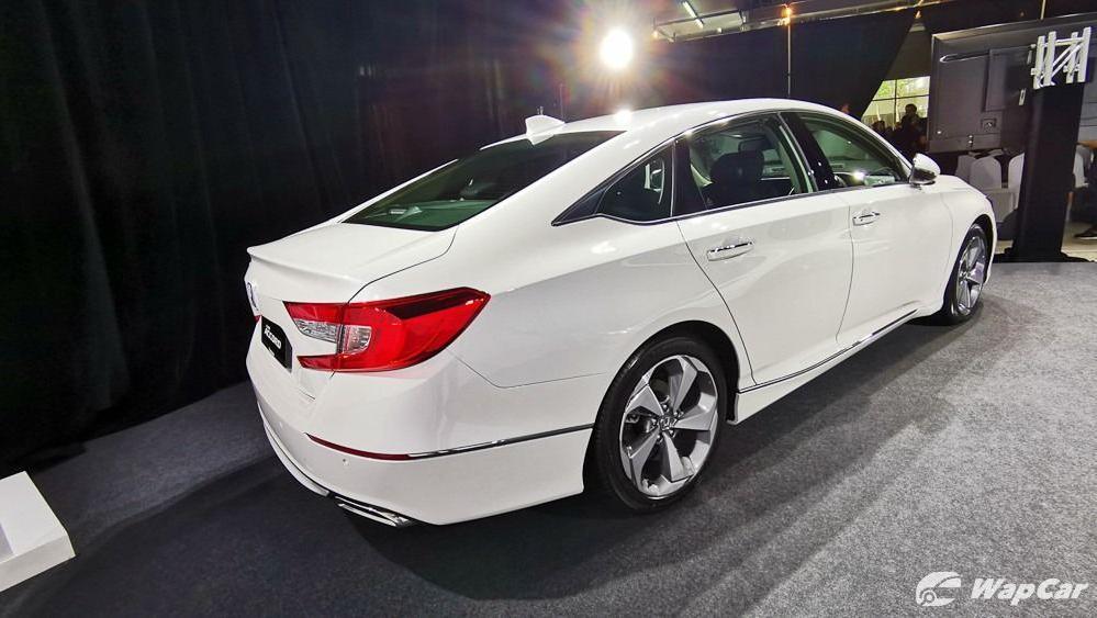 2020 Honda Accord 1.5TC Premium Exterior 085