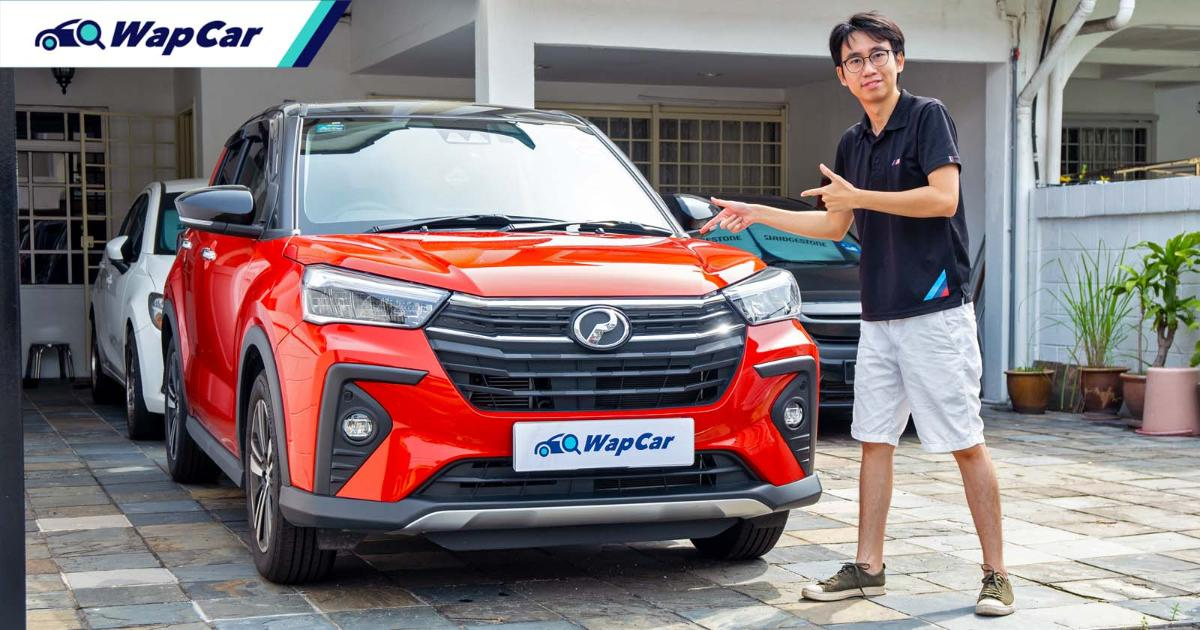 Video: 3 months and 6,000 km later, here's what we think of our 2021 Perodua Ativa AV – Long term review #13 01