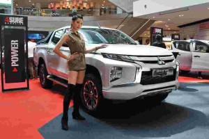 2020 Mitsubishi Triton: Upgraded with extra features