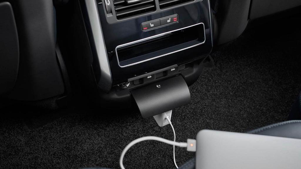 Land Rover Range Rover Sport (2017) Interior 007