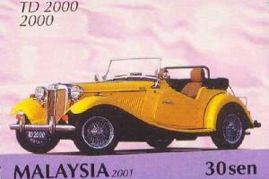Anyone remembers the TD 2000, the Malaysian-made retro car?