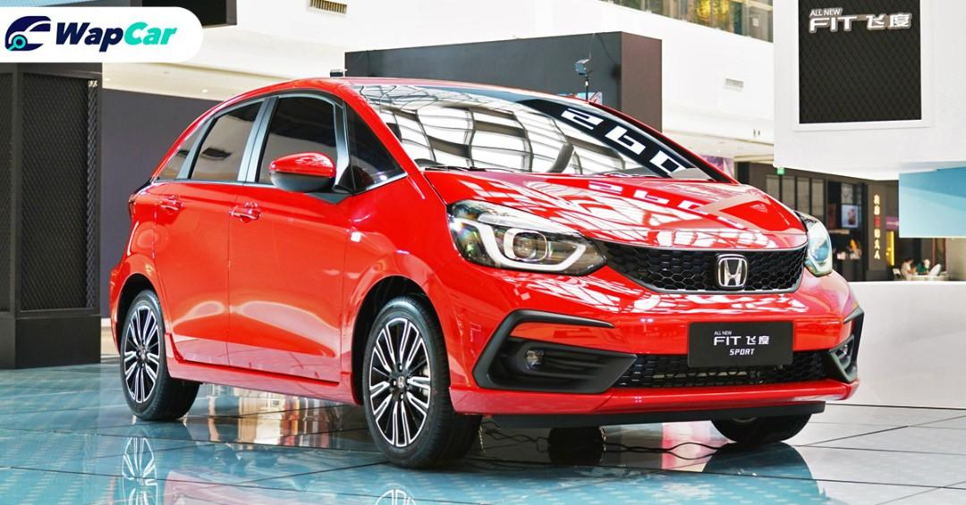 Live photos: Check out the all-new 2020 Honda Jazz, pre-orders opened in China 01