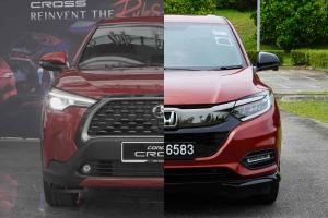 2021 Toyota Corolla Cross vs Honda HR-V – add RM 6k for a bigger car, should you?