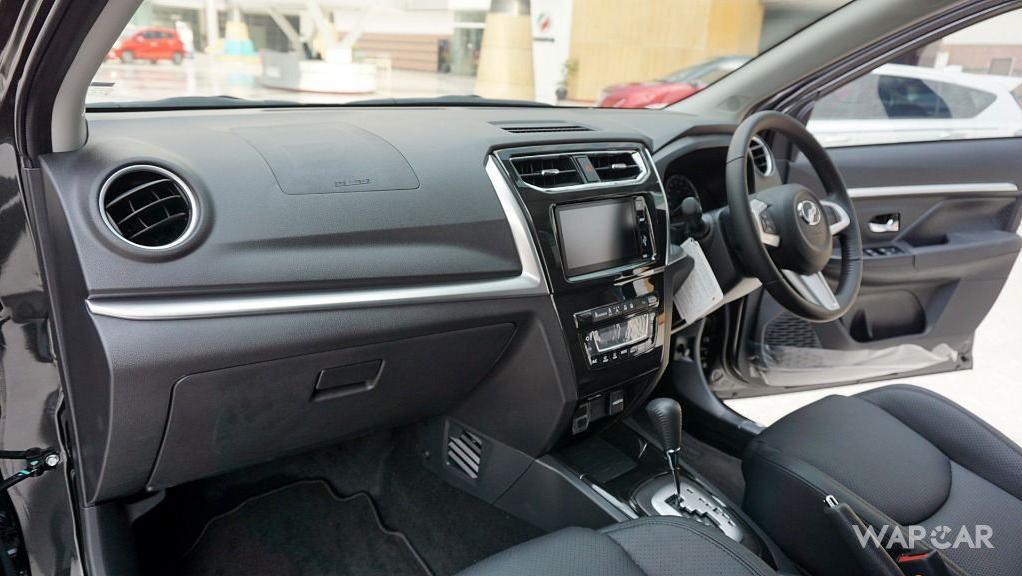 Perodua Aruz (2019) Interior 002