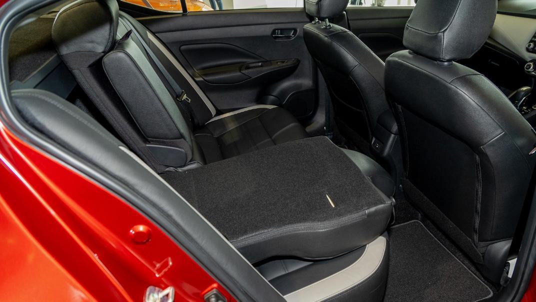 2020 Nissan Almera 1.0L VLT Interior 078