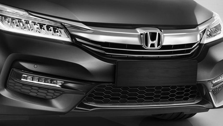 Honda Accord (2018) Exterior 009