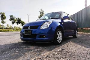 Owner Review: My Suzuki Swift - What it's like owning the car for 7 years