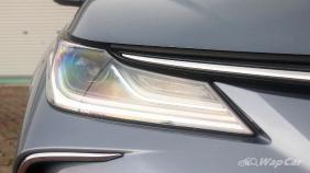 2020 Toyota Corolla Altis 1.8G Exterior 008