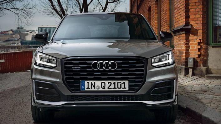Audi Q2 (2019) Exterior 004