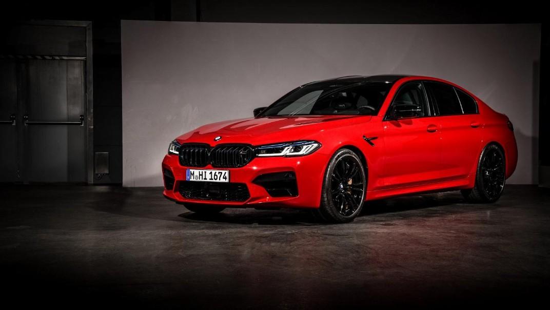2020 BMW M5 Exterior 033