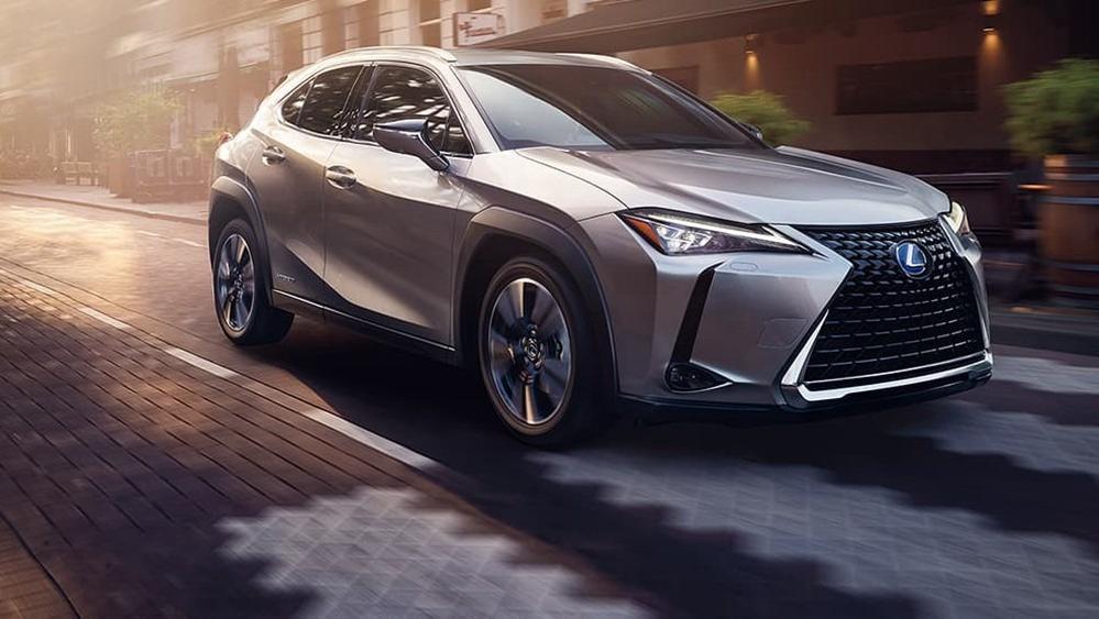 2020 Lexus UX Exterior 002