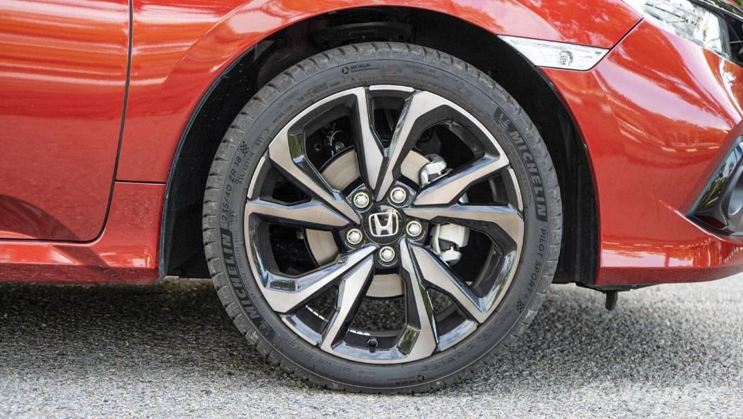 2020 Honda Civic 1.5 TC Premium Exterior 039