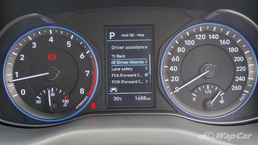2020 Hyundai Kona 1.6 T-GDi High Interior 008