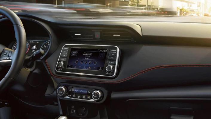 2020 Nissan Kicks International Version Interior 002