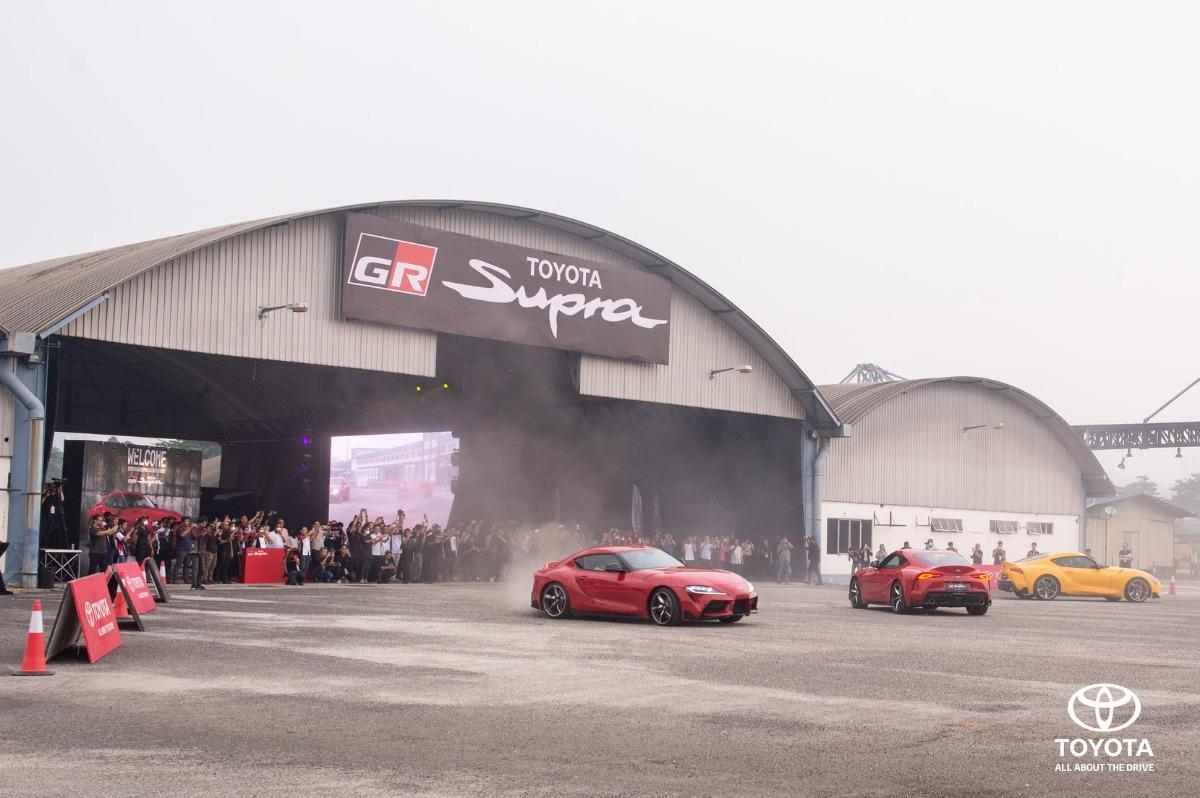 Its name is not Supra, but Toyota GR Supra – What GR means for TRD? 01