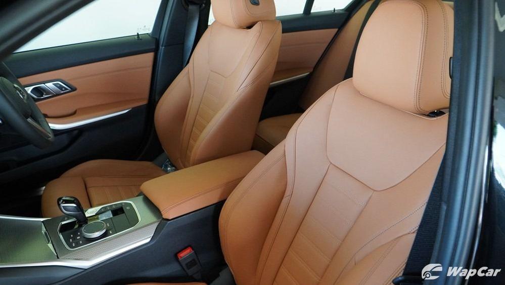2019 BMW 3 Series 330i M Sport Interior 047