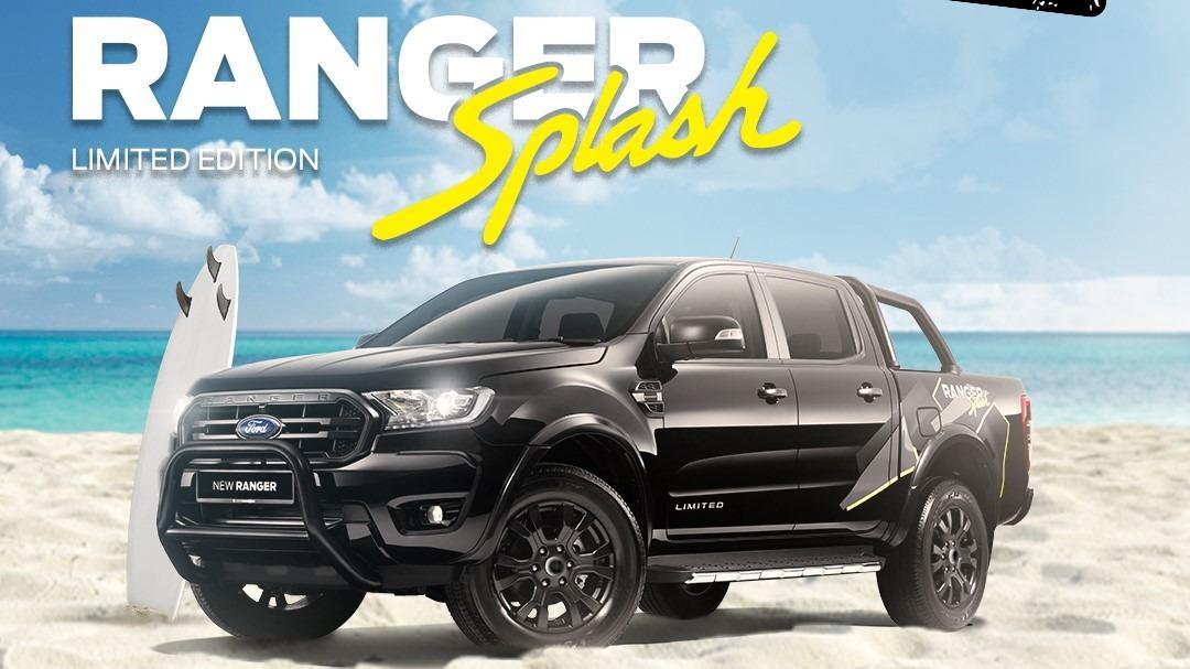 Ford Ranger Splash front