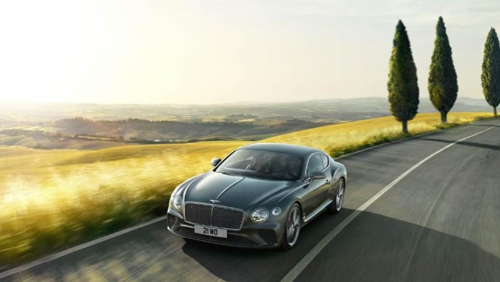 Bentley Continental (2019) Exterior 001