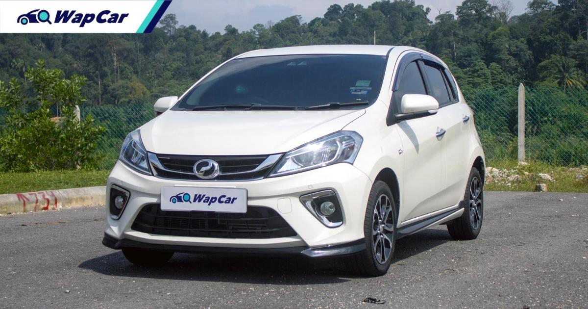 2021 Perodua Myvi facelift: What improvements are needed? 01