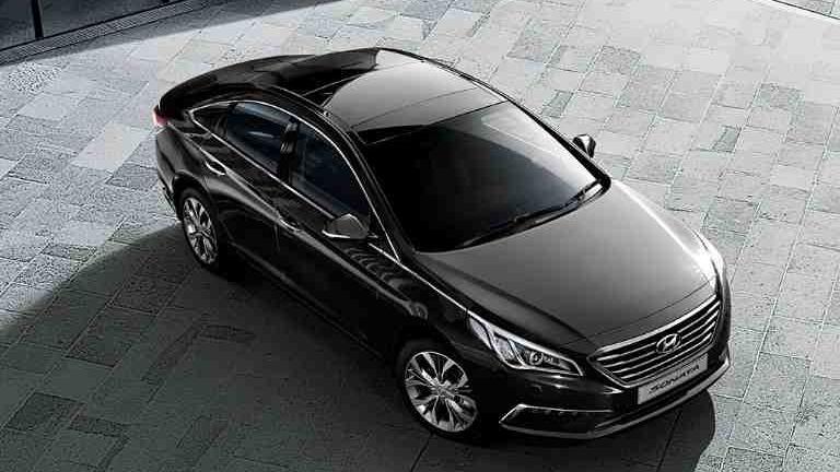 Hyundai Sonata (2017) Exterior 006