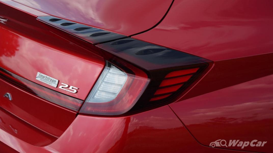 2020 Hyundai Sonata 2.5 Premium Exterior 024