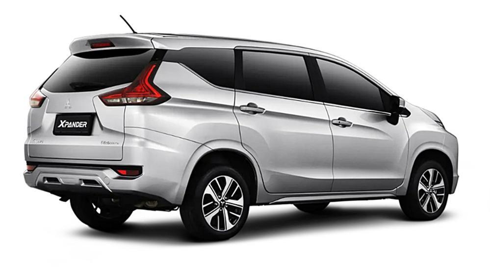 2020 Mitsubishi Xpander Upcoming Version Exterior 037