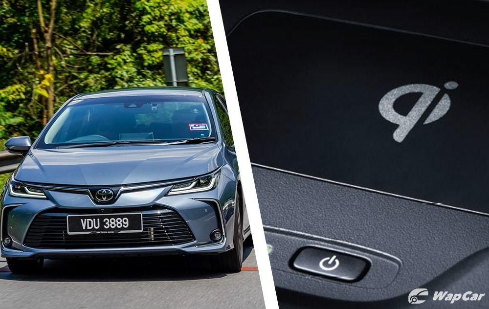 2019 Toyota Corolla Altis Qi Charger