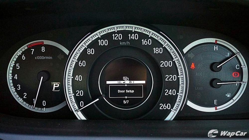 2018 Honda Accord 2.4 VTi-L Advance Interior 024