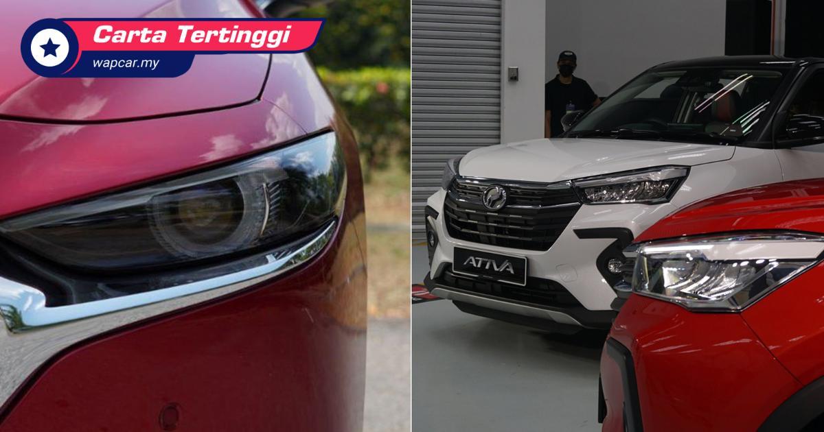 Nak lampu canggih ala BMW? Inilah 5 kereta paling murah dengan lampu adaptif di Malaysia! 01