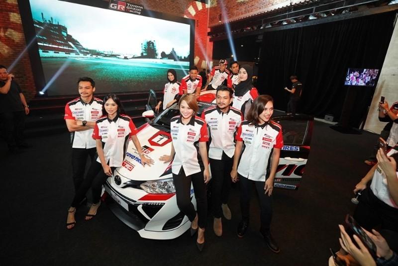 Toyota Gazoo Racing to kick off Season 3 in September 02