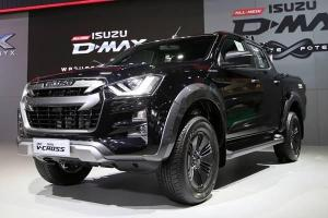Kitted-up 2020 Isuzu D-Max revealed, but not for us yet