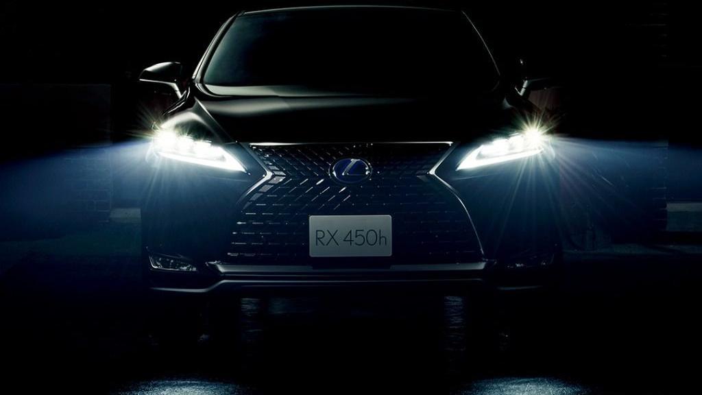Lexus RX (2019) Exterior 009