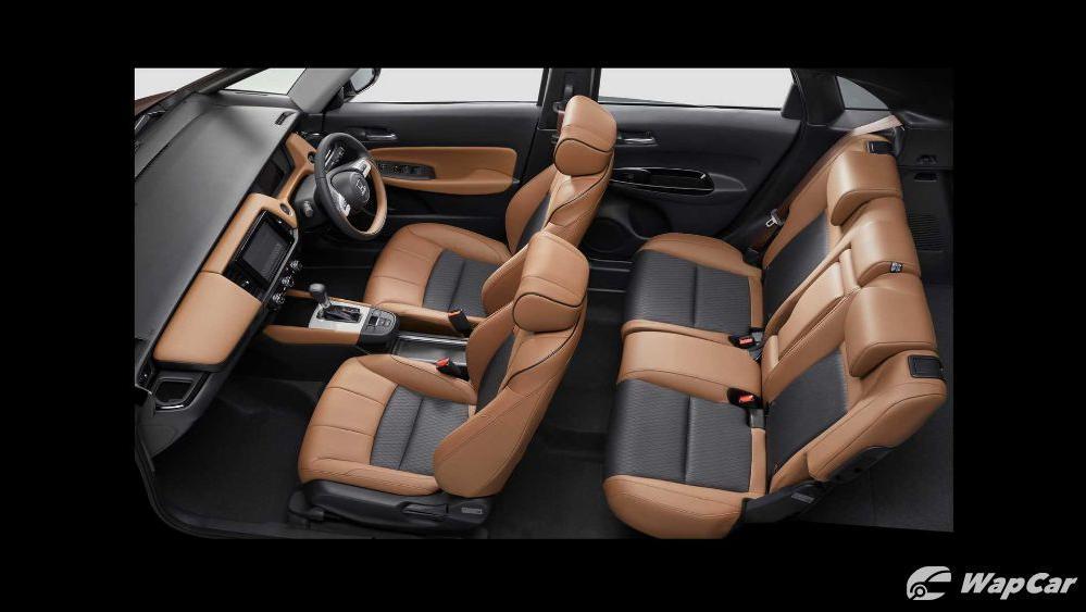 Honda Jazz (2020) Interior 010