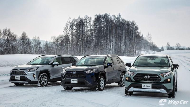 Toyota To Release Three New Suvs In Malaysia Rav4 In 2020 Wapcar