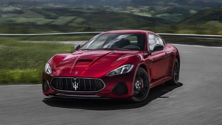 2018 Maserati GranTurismo GranTurismo MC Exterior 001
