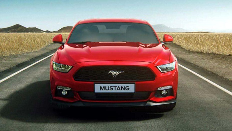 Ford Mustang (2018) Exterior 002