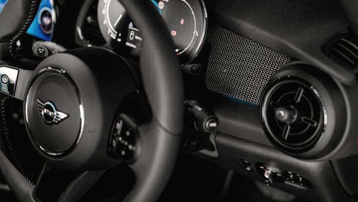 2021 MINI Convertible Cooper S Interior 003