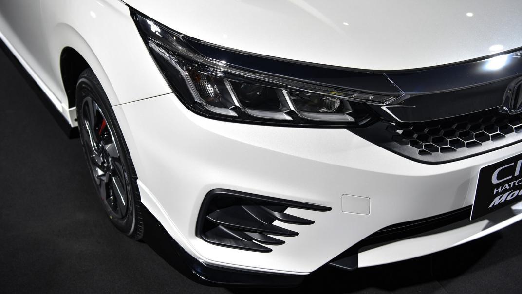 2021 Honda City Hatchback International Version Exterior 028