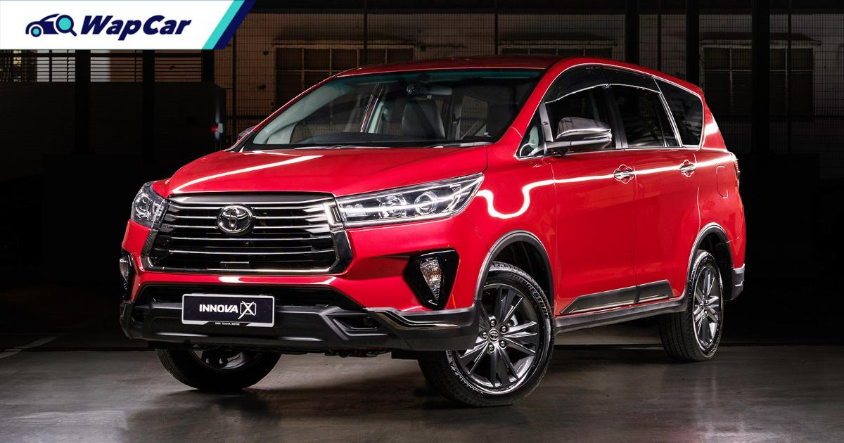 Toyota Innova facelift 2021 - varian mana yang paling berbaloi? 01